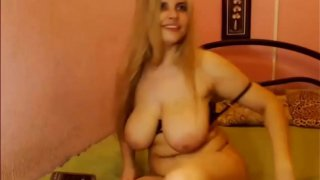 BeautyBusty  curvy hairy russian camgirl