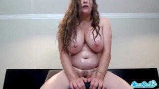 CamSoda  Elay Smith BIG Tits Sybian Masturbation