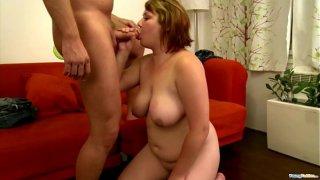 BBW porn videos with chubby girlfriends