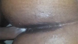 HE CREAMPIED THAT FAT PUSSY