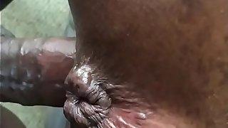 EXTREME bbw anal play
