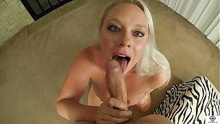 Giant Tits Cameron Sky BBW POV