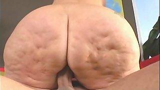 Big Booty BBW MILF Rides Ramons Huge Cock