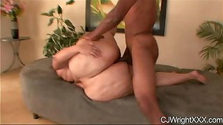 BBW Anal Interracial Sex Trailer