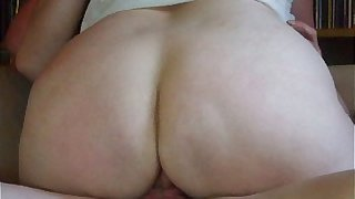 bbw milf anal orgasm sextape