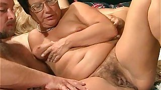 Mature chubby sluts enjoying in wild