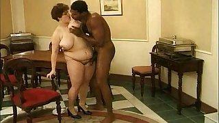BBW Fat girls porno party