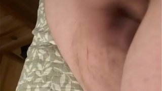 Small dick fat guy